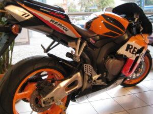 Repsol Motorrad beleihen