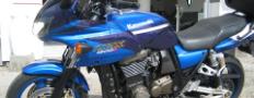 Motorrad verpfänden: Kawasaki ZRX
