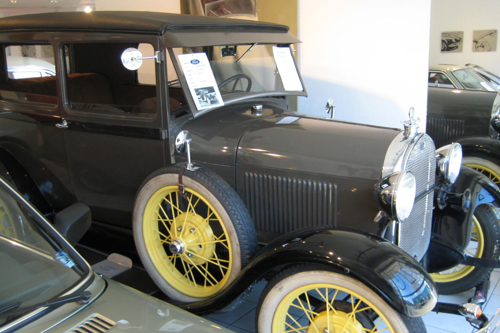 Adenauer Ford Oldtimer